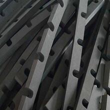 重慶EVA泡沫卡槽汽車料架防撞卡條玻璃盛具異形齒條加工定做圖片