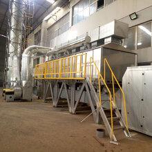 活性炭吸附催化燃燒設備供應商廢氣催化燃燒設備