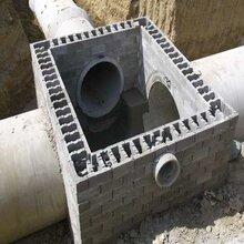 路面检查井污水井砌块砖的生产厂优游平台1.0娱乐注册图片