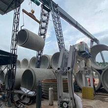 深圳水泥排水管厂家,二级混凝土管现货供应图片