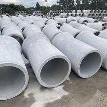 深圳钢筋混凝土管厂家,二级水泥管,径向挤压管货源图片