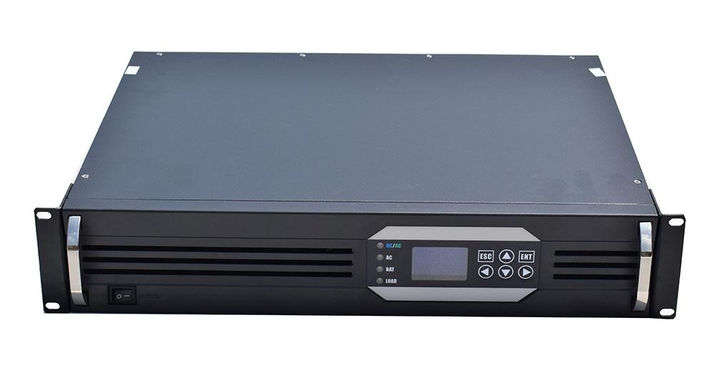 宝威特机架式逆变器DC220V/AC220V-1KVAR高频弦波