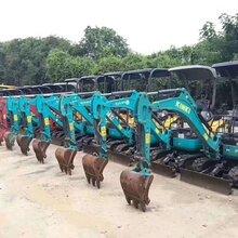二手挖掘機市場直銷久保田25洋馬30小松35二手微型挖機圖片