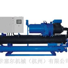 福州螺杆式冷水机厂家价格图片