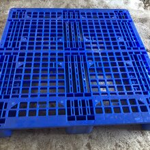 广西塑料托盘垫板仓储运输板网格九脚、网格川字卡板图片