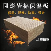山西硬質高密度防火玄武巖棉板幕墻憎水巖棉板干掛雙面鋁箔巖棉板圖片