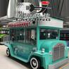 北京高级小吃车,移动餐车,多功能商业街景观车,地摊车厂家定制