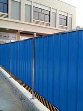 惠州龙门建筑pvc围挡图片
