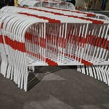 深圳葵涌施工鐵馬護欄