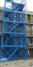 河北梯籠廠家供應福建箱式梯籠基坑河道施工梯籠規范標準圖片