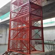 箱式梯籠建筑梯籠橋梁施工梯籠圖片