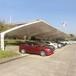 鶴壁陽光板停車棚、濮陽膜結構車棚、許昌汽車棚預算