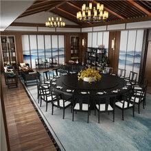 飯店電動餐桌