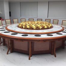 会所电动大餐桌