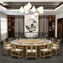 安徽宴會圓桌供應商圖片
