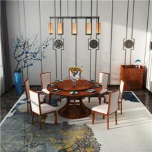 湖北旋轉餐桌生產廠家圖片