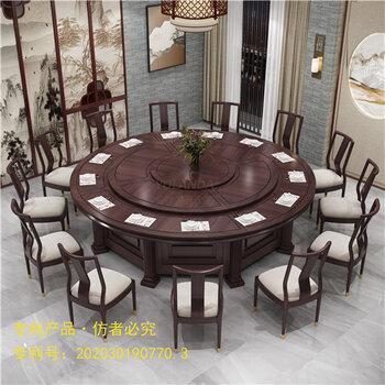安徽中式圆桌厂家