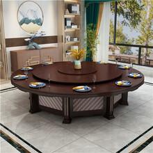 湖北巖板電動餐桌供應商圖片