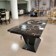江蘇方火鍋桌生產廠家圖片