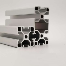 河南工業鋁型材價格圖片