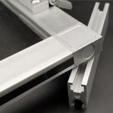 常州工業鋁型材機架生產廠家圖片