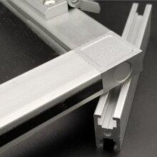 連云港工業鋁型材機架價格