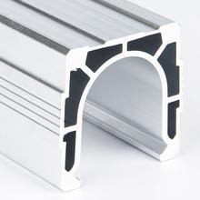 東臺異型鋁型材廠家圖片