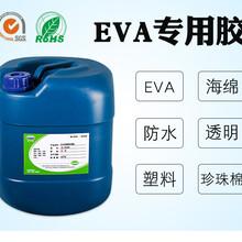 聚力膠業供應塑料膠水JL-6120EVA塑料PVC膠水