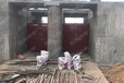丹東1.3米1.3米鑄鐵閘門配套螺桿式啟閉機