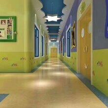荊門幼兒園PVC地板價格圖片