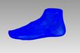 定制高端皮鞋高跟鞋,脚型扫描仪、上海奉贤脚型仪,昆山定制皮鞋脚型扫描