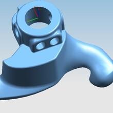 松江逆向设计、机床设备设计、三维扫描建模、抄数服务