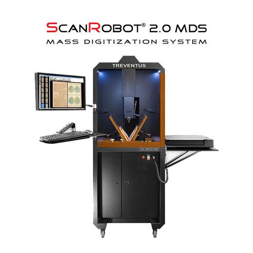 非接觸掃描儀哪種好,全自動書刊掃描機器人