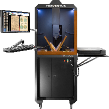 全自動非接觸掃描機器人怎么賣,古籍掃描儀圖片