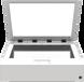 長春全自動平板掃描儀圖片,A2幅面平板掃描儀