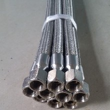 河南廠家經銷商金屬軟管dn25陶瓷金屬軟管