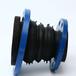 福建廠家直接銷售耐高壓橡膠軟連接風機耐高溫軟連接