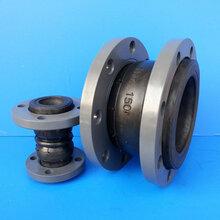 山西廠家生產循環泵橡膠軟連接絲扣連接橡膠接頭