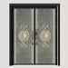 温州酒店旋转铜门-铜拼工艺门新价格-御林盾门业产品介绍