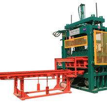 2016砖机最新款自动出砖系统免烧水泥制砖机