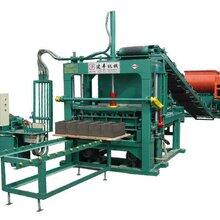最新砖机最新款自动出砖系统免烧水泥制砖机