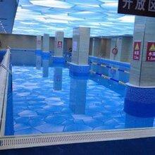 億洋拆裝式游泳池根據場地設計泳池