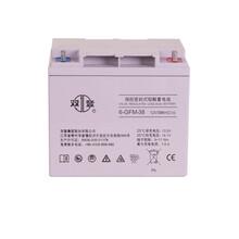 江蘇雙登6-GFM-26阻燃UPS后備應急燈用鉛酸免維護蓄電池