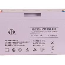 雙登6-GFM-120AH12V120AH高功率長壽命內阻低UPS后備電池電力通訊備用電池