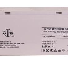雙登鉛碳12V200AH6-GFM-200船用通信電力用數據中心備用電池超長壽命大容量阻燃蓄電池
