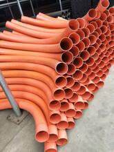 新疆cpvc電力管廠家高壓電纜保護管規格cpvc風力發電專用管材圖片