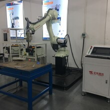 正信激光智能机械手激光焊接机,湖北全自动机器人激光焊接设备安全可靠图片