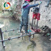 QBZ-2Y轻便钻岩石取样钻孔机燃油动力地质勘探钻机图片