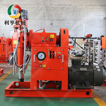 ZLJ-700矿用坑道钻机探矿抽放瓦斯边坡支护注浆加固钻机