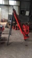 利亨供应小型潜孔钻机厂家边坡支护多角度钻孔凿岩潜孔钻机图片